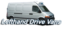 Lafthand Drive Vans