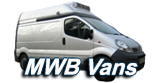 Click Here to View our range of SWB & MWB VANS