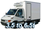 Click here to view our range 3.5 to 6.5 ton trucks
