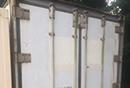 20ft coldstore, Carrier unit, barn doors.