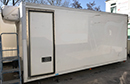 2013 Solomon ex-truck body can be converted to a coldstore. We can retro fit to suit your needs IE: frozen storage, cutting room or a combination of fridge and cutting room.  