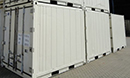10ft High Cube Containers with or without moveable bulk heads, with a range of fridge units from Carrier, Daikin and Thermo King, 3phase electric only, barn doors, fluted aluminum  floor. Large Choice Available.