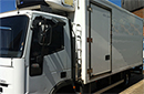 02 plate, Iveco Cargo, 7.5T GVW, 247726kms, MOT end of June 13 (can be sold with FULL MOT), 2 seater cab, has had filter modification to make it LEZ compliant, 18ft Solomon body, moveable bulkhead with fan kit for dual temperature operation, barn doors, side door, Carrier Supra 550 diesel unit, 3 phase standby, Ross & Bonnyman Tailift.
