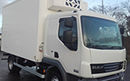 11 plate, DAF LF 45 160 7.5t GVW, , 198000km,  MOT August 2017, single sleeper, 2 seats, 160bhp, 5 gears, 1 owner from new, 195000km, 15ft external body, GAH Excalibur fridge unit,  freeze to -5C, barn doors, tie rails, in-cab controls.