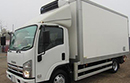 12 plate, Isuzu N75 190, 7.5t GVW, auto, 4x2,  16ft body, internal measurements 4.72m long, 2.15m height,  2.14m wide  Carrier 550 diesel unit, 3phase standby, in-cab controls with printer, triple door,  nearside side door with curtains, non-slip floor.