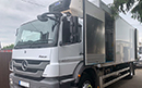 63 plate, Mercedes AXOR 1824, 