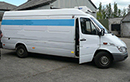 2002, Mercedes Sprinter 311 Cdi, 204482 miles, 3.5t GVW, Current MOT and Tax, Hubbard 460AEL direct drive unit, three phase standby. We are currently REFURBISHING this van; floor will be re-painted and pallets protection strips will be fixed, fridge will be serviced.