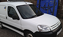 08 plate Citroen Berlingo 185,000miles, MOT Aug 14, Carrier Xarios 200 Unit, single-phase standby, Freezer conversion for chilled or frozen applications, new engine fitted at 145,000miles, barn doors. Fridge unit has been on contract with Carrier from new