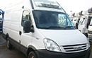 58 plate, Iveco 35S12, MWB, 3.5T, 1 owner, 99402m, MOT new when sold, FSH, Thermo King unit, single phase standby, barn doors, nearside side door. Stickers will be removed and valeted when sold.