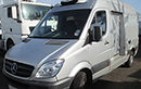 61 plate, Mercedes Sprinter, LWB, high roof, 221,048 - 227,214 miles, GAH Super Rapier unit, nearside side SLAB FREEZER door. Choice available.