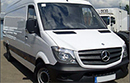 14 plate, Mercedes Sprinter 313CDi, LWB, 3.5t GVW, 12,171 miles, 3 seats, high roof, cruise control, 6 gears, BRAND NEW chiller conversion, BRAND NEW GAH Arrow unit, road only, barn doors, nearside side door, non-slip floor, bluetooth radio, electric windows, central locking.