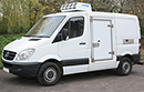 12 plate, Mercedes Sprinter 316 CDI, 3.5t GVW,