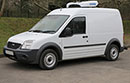 63 plate Ford Connect T230 90 LWB, 2.34t GVW, 0.74t payload, 1753cc diesel engine, 2 seats, 150,000 miles, MOT  18/06/2019, Hubbard 390 AEL-12, single phase standby, chill or freeze to -25C or heat to +25C, 75mm insulation, barn rear doors with rubber seals, Transcan temperature recorder, non-slip floor.