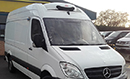 12 plate Mercedes Sprinter 313 CDi, MWB, Euro5, 129bhp, ABS, one owner from new, 281,000 miles, MOT 06 2017, loading  length 11ft, barn doors, nearside side door, GAH unit,  AM/FM Stereo, non-slip floor.