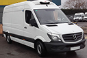 14 plate, Mercedes Sprinter 2.1TD 313CDI MWB, Euro5, 129bhp, 197,000 miles, MOT 03 2018, internal length  11ft, GAH unit, AM/FM Stereo.